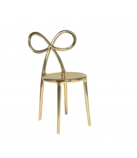 Sedia Ribbon Metal Chair Qeeboo