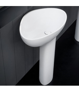 Lavabo freestanding Drop Agape