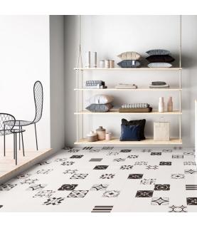 Ceramica Sant'Agostino Patchwork Black & White