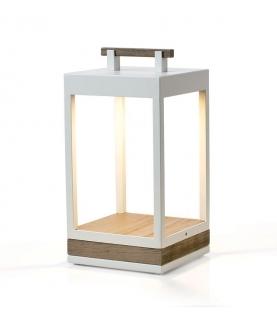 ETHIMO LAMPADA DA TAVOLO CARRE'