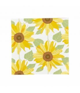 Klippan tovaglioli di carta Sunflower